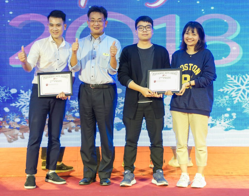 DTS Việt Nam chào đón nhân viên thứ 100