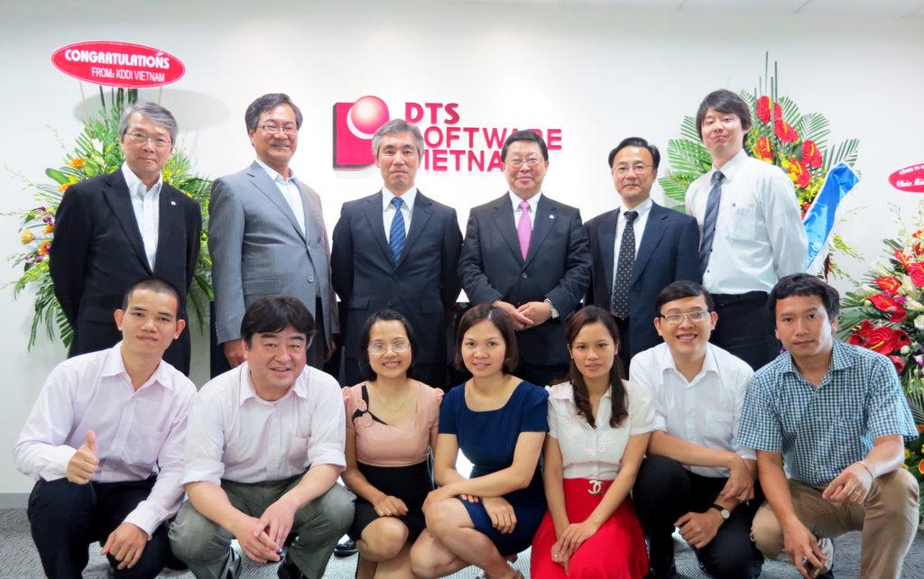 DTS Việt Nam gia nhập hiệp hội doanh nghiệp phần mềm Việt Nam (VINASA)